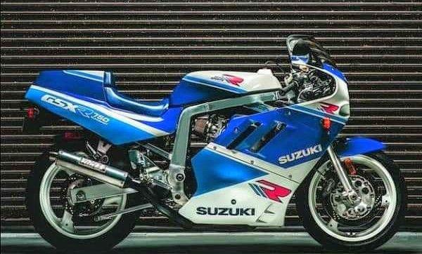 Pin Von James Matthews Publishing Auf Muscle Bikes Of America Directory Suzuki Gsx R 750 Suzuki Gsx Suzuki Gsx R