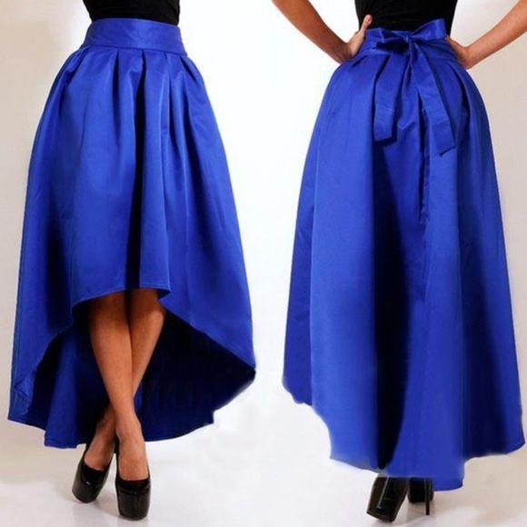 1000 ideas about royal blue skirts on blue