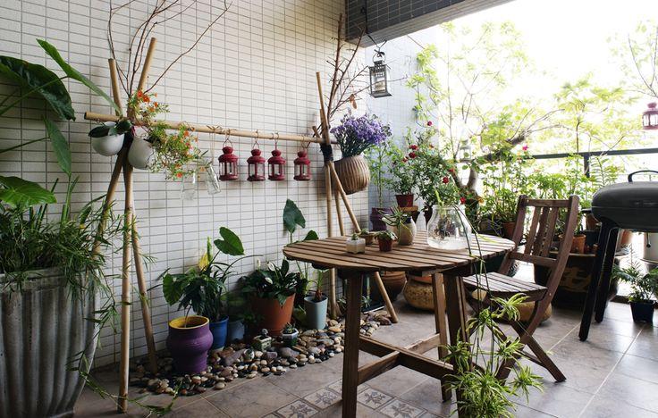 Semplici idee per rinnovare lo stile del balcone in primavera  - IKEA