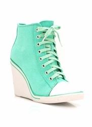 wedge sneakers
