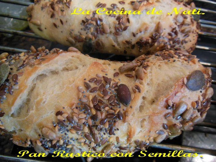 """Nunca creí que hacer pan pudiera ser tan fácil. Es de IVAN YARZA y os aseguro que además de rico es """"sencillo, no lo siguiente"""" jajaja. Com..."""