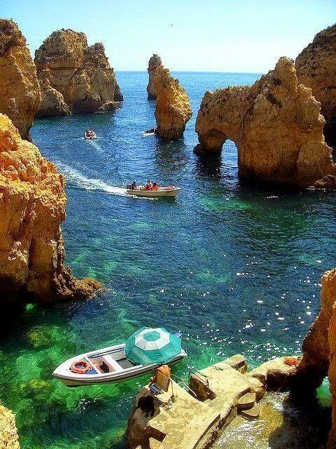Algarve, Portagal