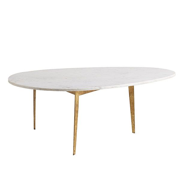 Wisteria - Furniture - Shop by Category - Coffee Tables - Mid-Century Egg Table