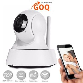 Best Prices GOQ Q3 IP CAM 720P HD Wifi Home Office Security Camera P2P Pan Tilt Wireless CCTV Night VisionOrder in good conditions GOQ Q3 IP CAM 720P HD Wifi Home Office Security Camera P2P Pan Tilt Wireless CCTV Night Vision You save GO945ELAABKXF0ANMY-24413703 Cameras Security Cameras & Systems IP Security Cameras GOQ GOQ Q3 IP CAM 720P HD Wifi Home Office Security Camera P2P Pan Tilt Wireless CCTV Night Vision