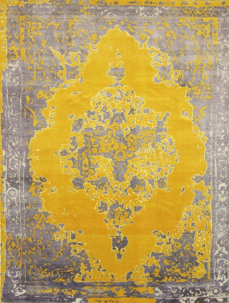 Modern Wunderschöner Teppich Handgeknüpfte 305 x 236 cm tapis orient