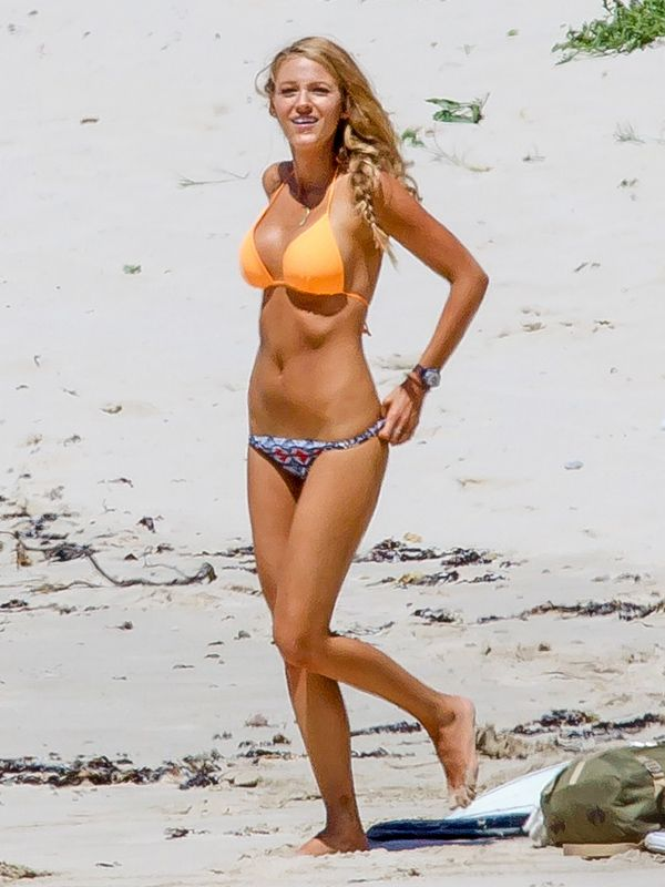 Blake Lively's Incredible Bikini Body After Baby! Her Trainer Tells All