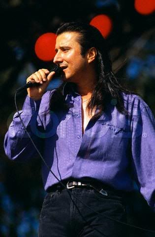 Steve Perry.  Wow