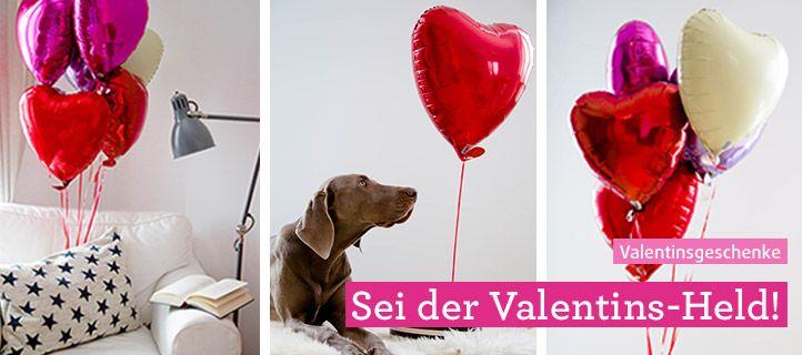 #design3000 Wir haben sie, die außergewöhnlichen Valentinsgeschenke. Wie wäre es mit Herz-Heliumballons, fertig befüllt im Karton? Das ist eine super Überraschung für Ihren Schatz. Oder lassen Sie ein #Liebesschloss gravieren – das ist etwas ganz Persönliches!