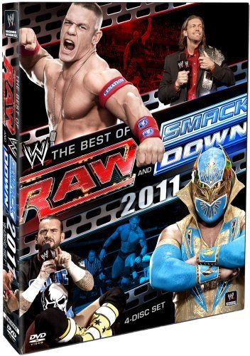 Raw & Smackdown: The Best of 2011 $19.99
