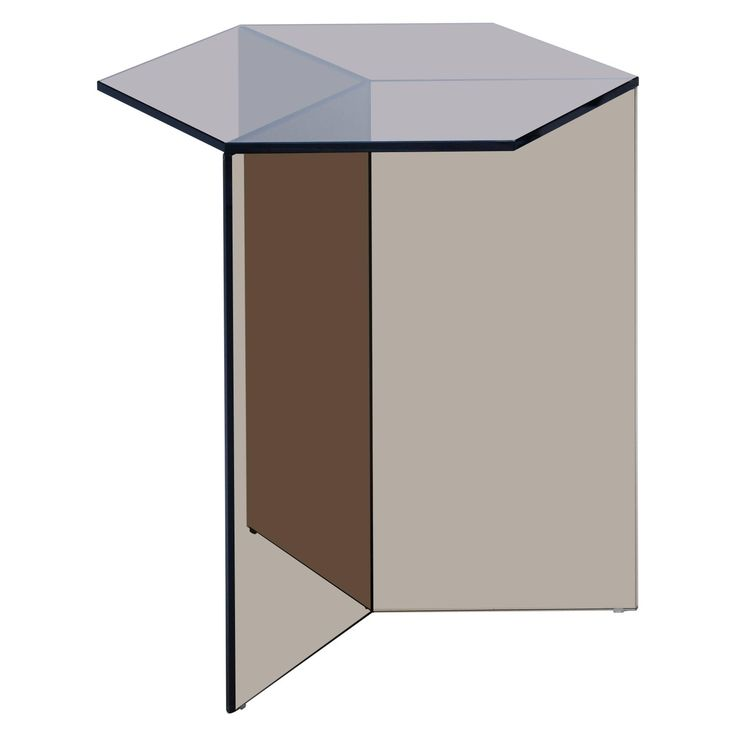 Isom Tall Bronze Side Table By Sebastian Scherer For Neo Craft, Made In  Germany