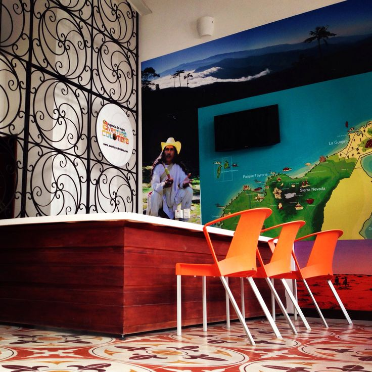 Agencia de viajes, Smta