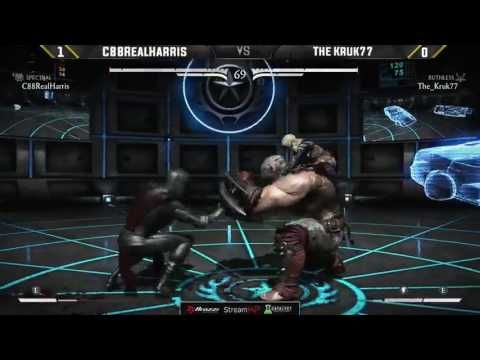 Mortal Kombat XL Kombat Cup Season 2 Week 12 Top 16 ft Dragon, Dabs, Rew...