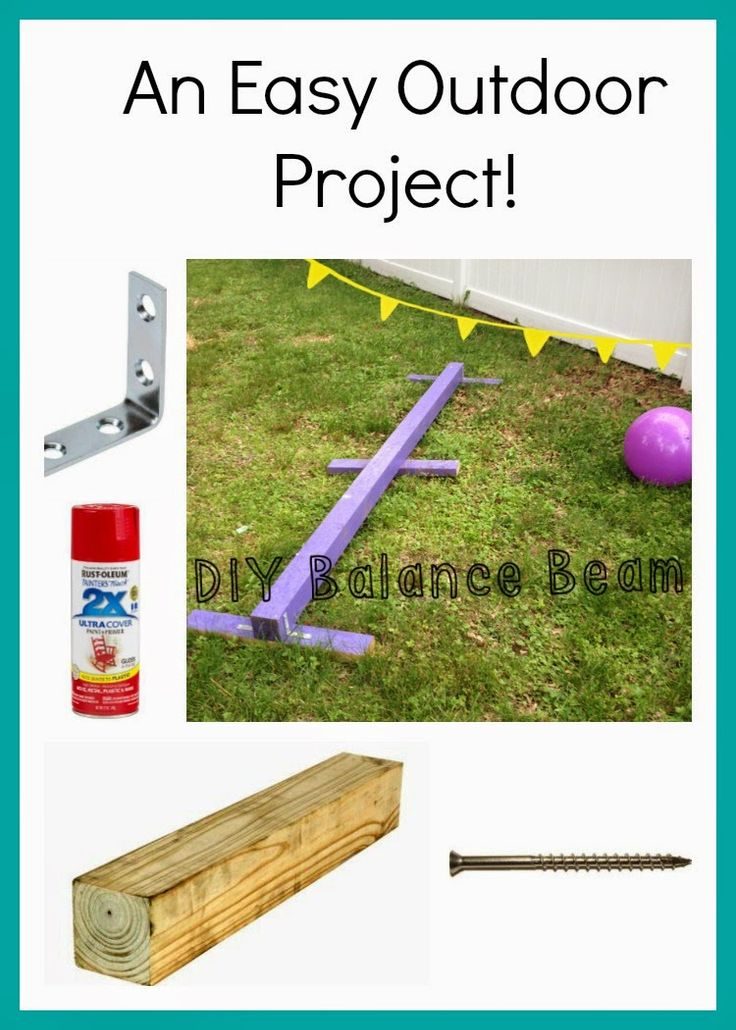 how to make a beam balance for kids