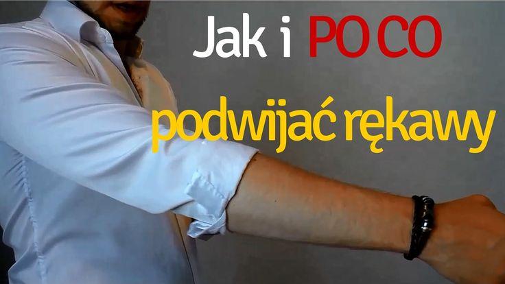 Koszule Męskie - jak i po co podwijać rękawy