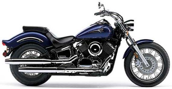 Motorcycle Road Test: Yamaha V-Star 1100 Custom | Motorcycle Cruiser
