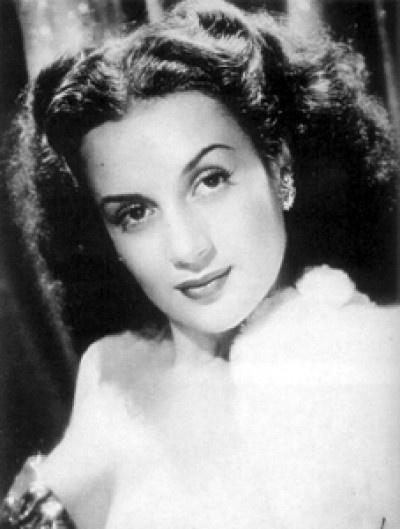 María Elena Marqués Rangel fue una destacada actriz de la época de oro del cine mexicano.
