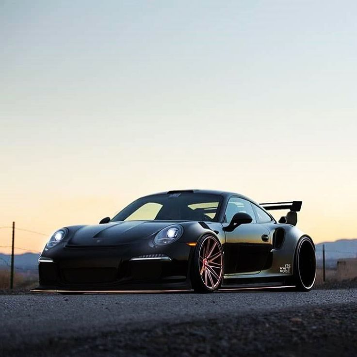 "Porsche 911 GT3 RS             ""THE Knight Ryder, he Hath Cometh"""