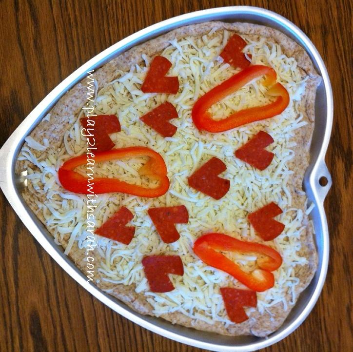 easy kids valentine food