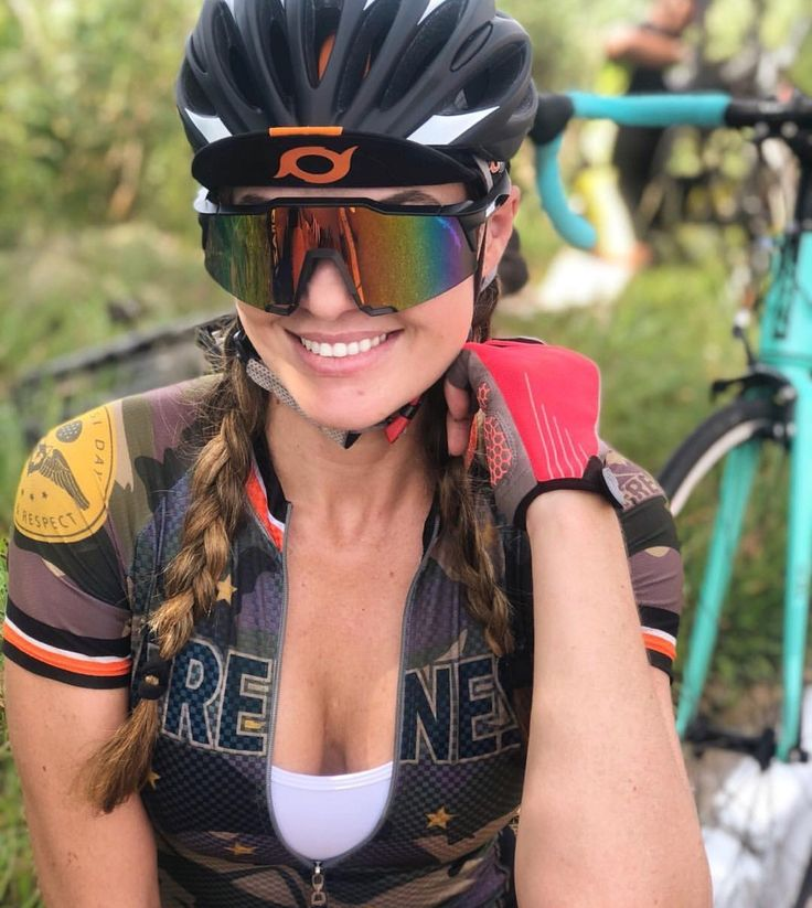 Girls are beautiful on bicycles!