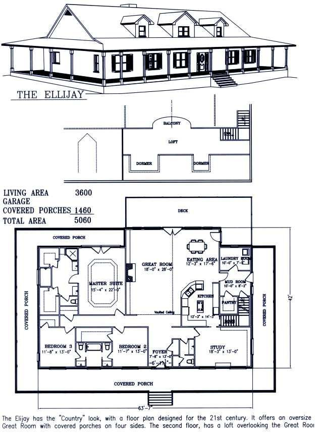 Barn house floor plans woodworking projects plans Barnhouse plans