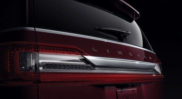 2020 Lincoln Navigator Black Label Changes Colors Hybrid Ford