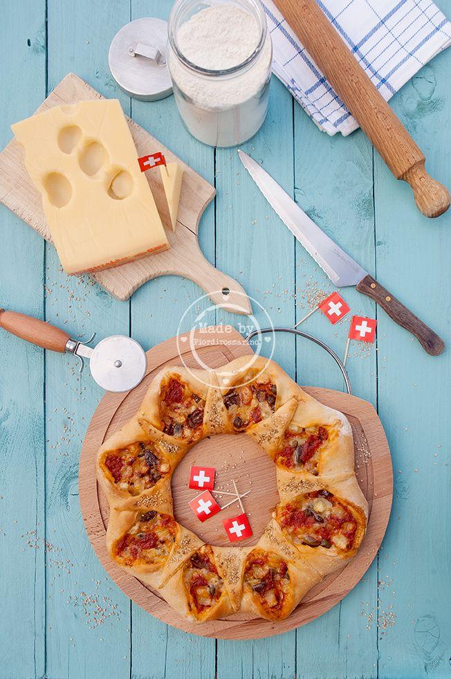 Fior di pizza all'Emmentaler by Fiordirosmarino