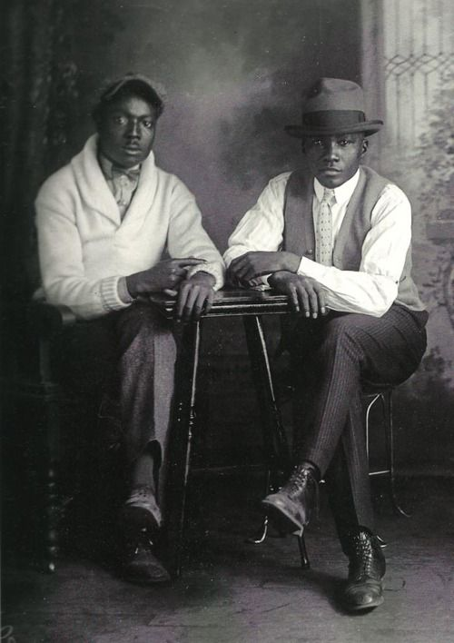 GQ   1931  Image from the book, A True Likeness: The Black South of Richard Samuel Roberts, 1920-1936. Richard Samuel Roberts, photographer. African American Vernacular Photography via Black History Album.  FIND US ON TWITTER   FACEBOOK   TUMBLR   FLICKR   PINTEREST