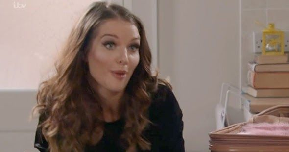 New job for Rosie Webster in Coronation Street