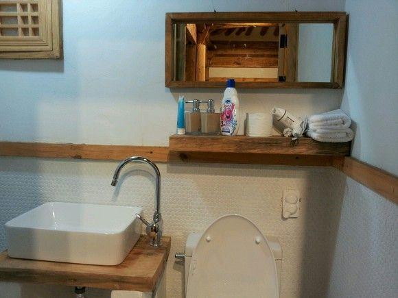 한옥 현대 화장실 - Google Search