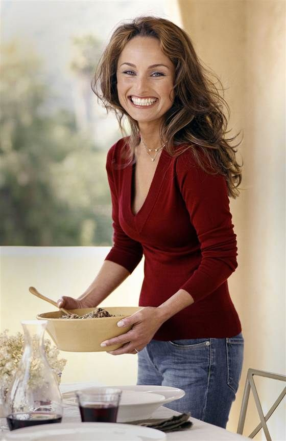 "In a taste test by Consumer Reports, Giada De Laurentiis' pasta sauce was named ""Best Buy"" among celebrity-branded products."