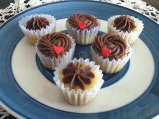 Dulce Desierto: Mini Cupcake de Vainilla