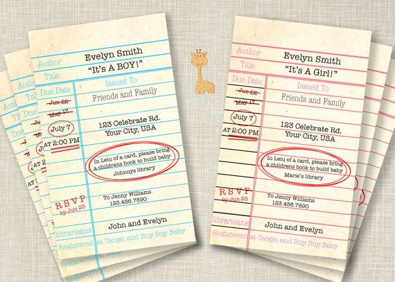 The 25+ best Library baby showers ideas on Pinterest | Library ...