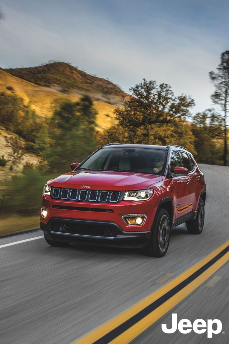 More refined. in 2020 Jeep compass, Jeep, Crossover suv