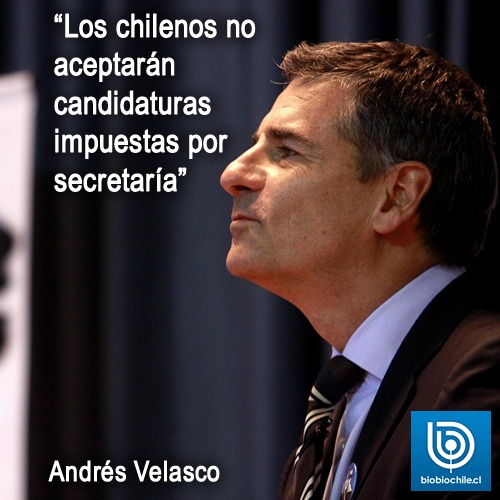 26/12/2012 | Foto: Facebook de Andrés Velasco