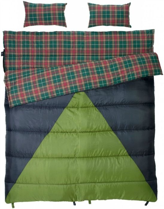 Queen Size Sleeping Bag for Two