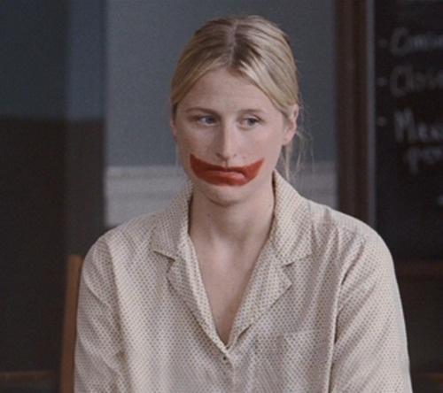 "La hija de Meryl Streep en ""Atrapada"" de John Carpenter... siguiendo los pasos de la madre."