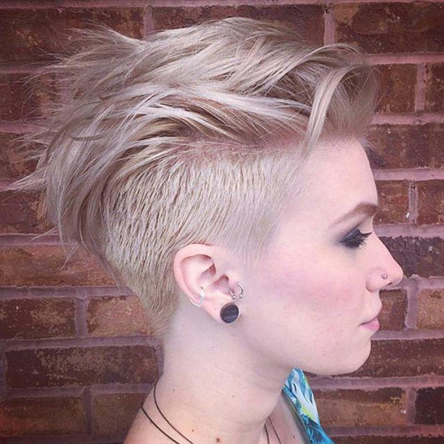 Najpiękniejsze fryzury Pixie ma wiosnę 2016! Postaw na krótkie cięcie i ciesz się modnym wyglądem - Strona 8