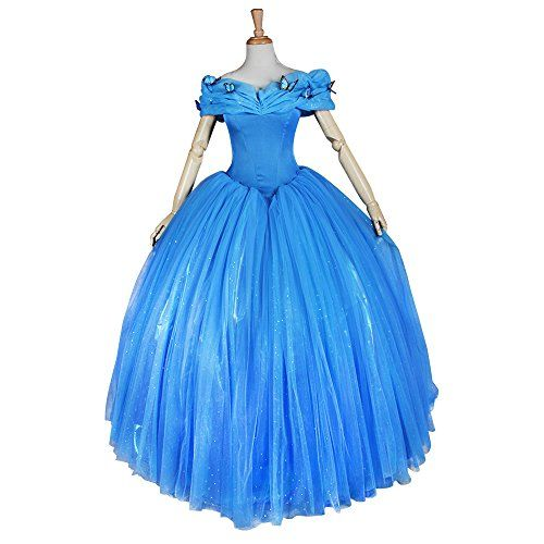 Princess Fancy Dress Costume Made-to-Order Plus Size Disney Costumes 2015 - Women's Costume Characters