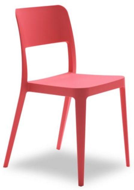 Sledge Mobilier Pour Bar Chaise Moderne Empilable Pour Restaurant