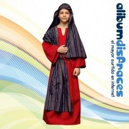 Disfraz de Hebreo rojo - €12.90