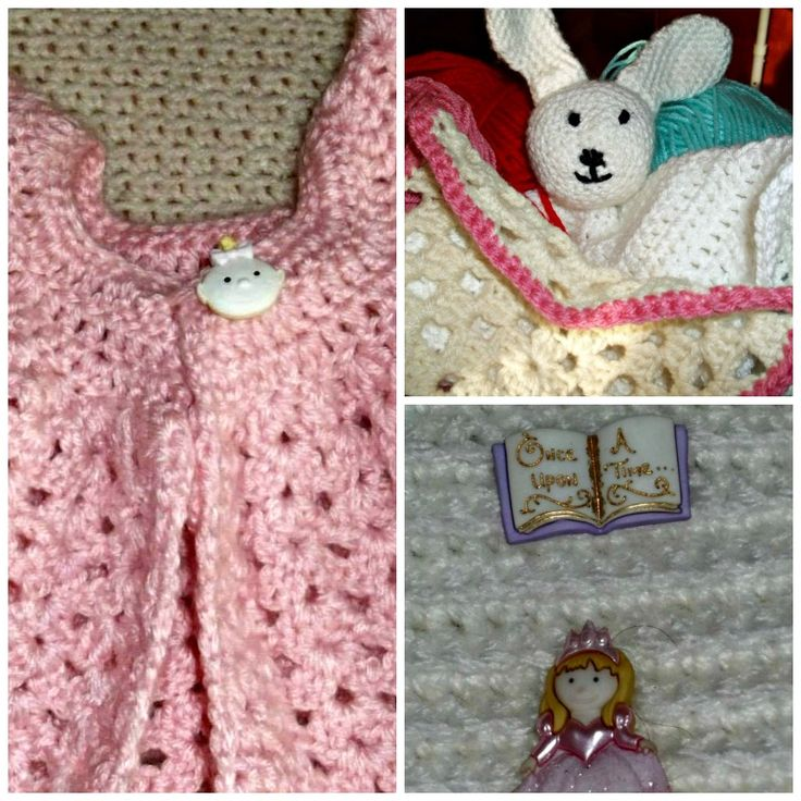 I enjoy adding embellishments to baby items.  Do you like to embellish your craft items?