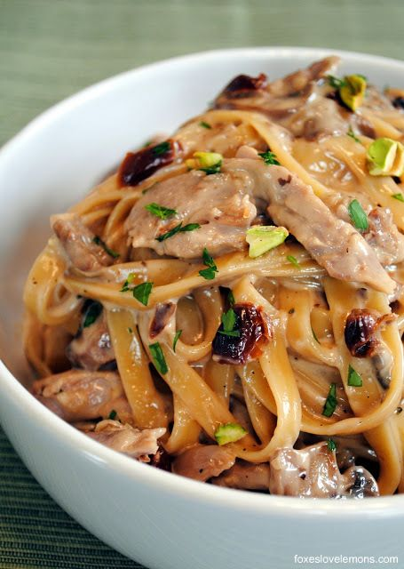 Tea-Smoked Duck Fettucine. I have wanted to try tea-smoking for a long time. This is the first recipe that seems really do-able.