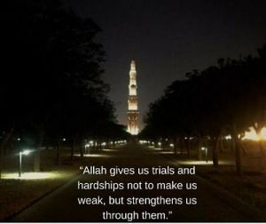 Inspirational Islamic Quotes in English