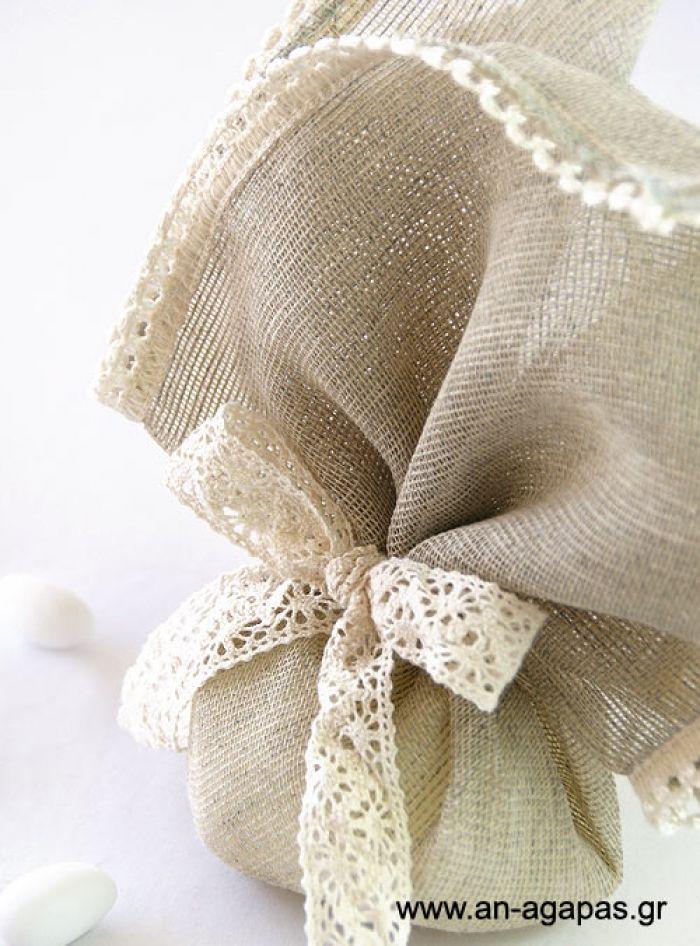χειροποιητες μπομπονιερες γαμου με δαντελα - Αναζήτηση Google