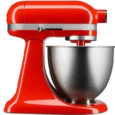 This Is THE KitchenAid Artisan Mixer Review! What Are The Top 5 Features? We Look At Performance, Inclusions, Accessories, Just What Exactly Can It Do? www.CookLoveEat.com