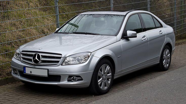 Mercedes-Benz C 180 Kompressor BlueEFFICIENCY Avantgarde (W 204) – Frontansicht, 4. März 2012, Wülfrath - Mercedes-Benz C-Class (W204) - Wikipedia