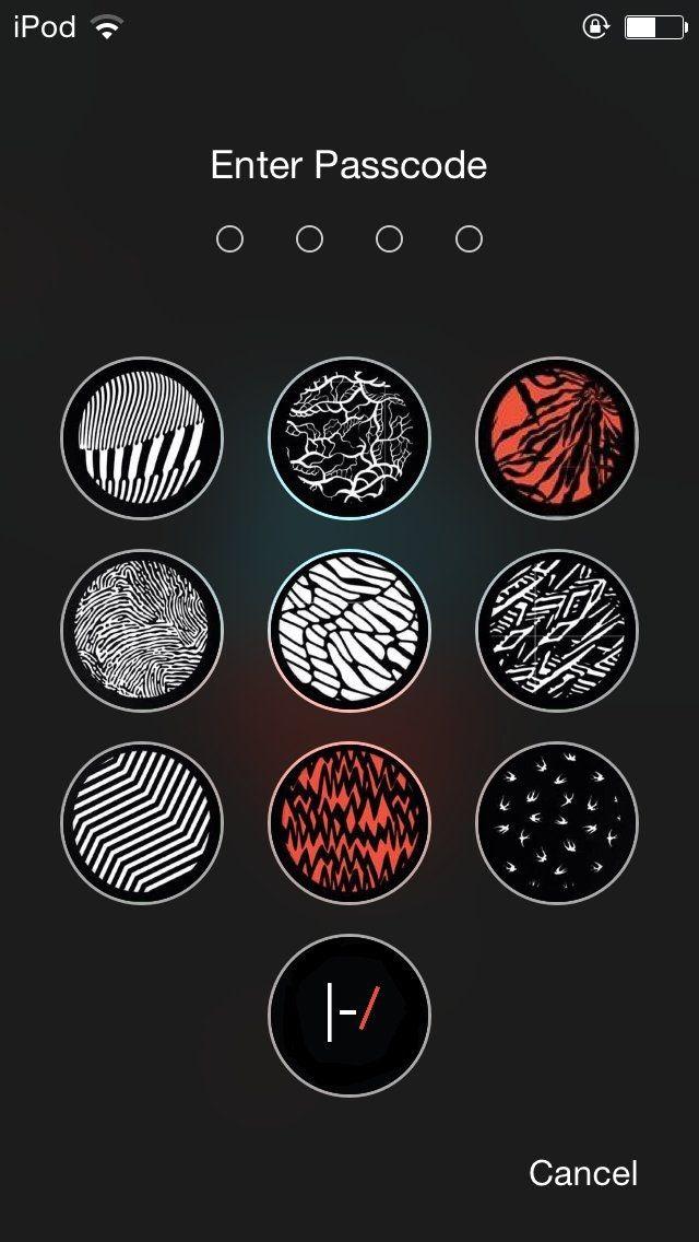 Reddit Twentyonepilots My New Lock Screen Twenty One Pilots Wallpaper Twenty One Pilots Twenty One