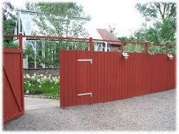 Bildresultat för högt staket