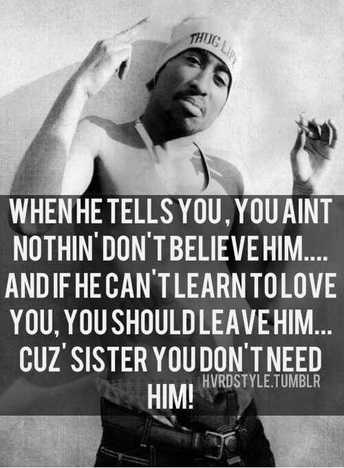 Tupac Speaking The Truth To Thy Own Self Be True Tupac
