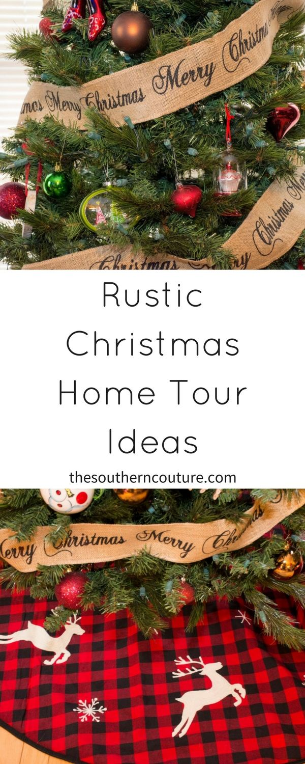 Get your home ready for the holidays with this Rustic Christmas Home Tour full of ideas and products that are inexpensive and easy to get you started today. Your home will be stunning and so welcoming all at the same time. Get all the details HERE!